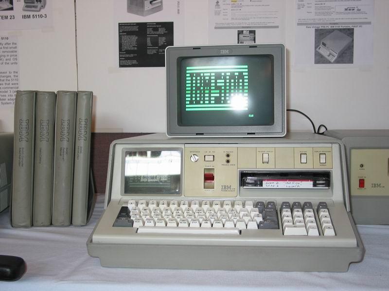 O IBM 5100 e o problema que a UNIX teve em 2038 Ibm51010