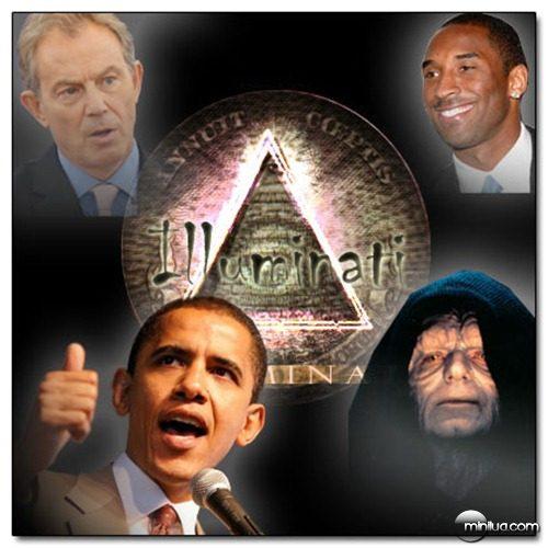 Illuminati: O Domínio do Mal #1 Illumi11