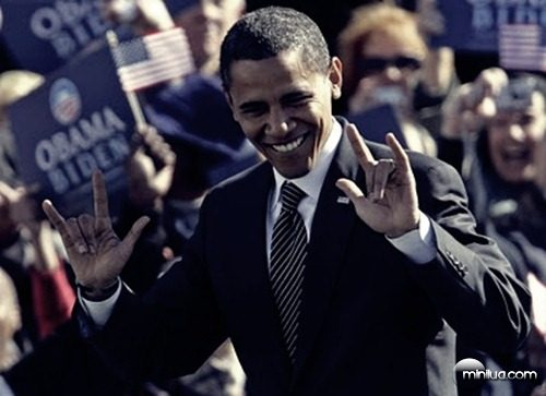 Illuminati: O Domínio do Mal #1 Obama-10