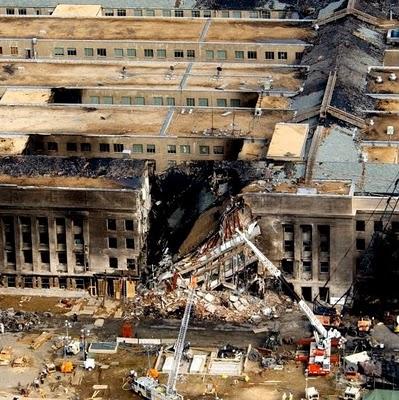 11 de setembro - A Maior Mentira (Parte 1) Pentag10