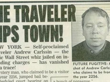 O Viajante do Tempo Andrew Carlssin Viajan10