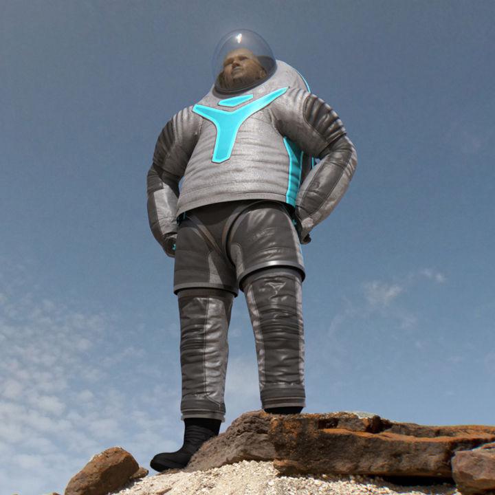 Scegliete la nuova tuta spaziale NASA Tech_r10
