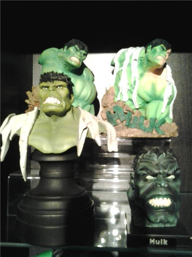 Collection n°481 : Darkcyrus nouvelle photo de ma collec lotr star wars Marvel Hulk_311