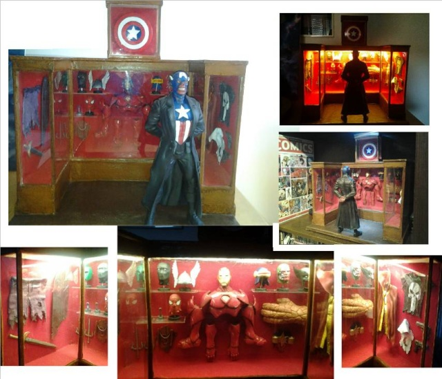 Collection n°477 : SilverNONO. Marvel14