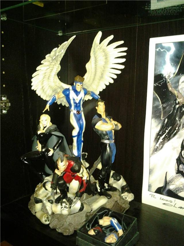 Collection n°477 : SilverNONO. X-men_19