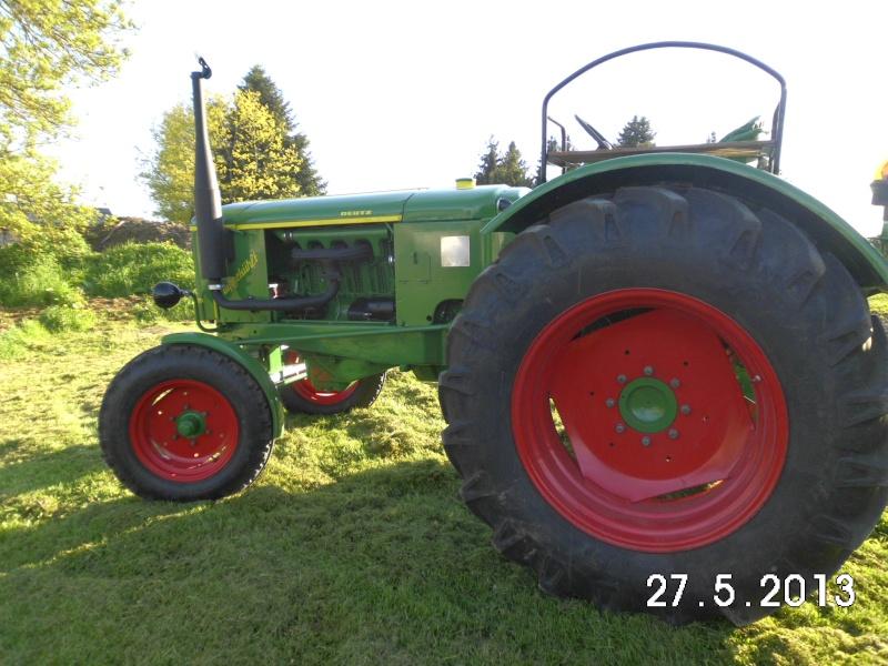 Photo de la restauration de mon DEUTZ F4L514 ( un vrai plaisir de rouler avec un tracteur pareil!!) Dsci0413