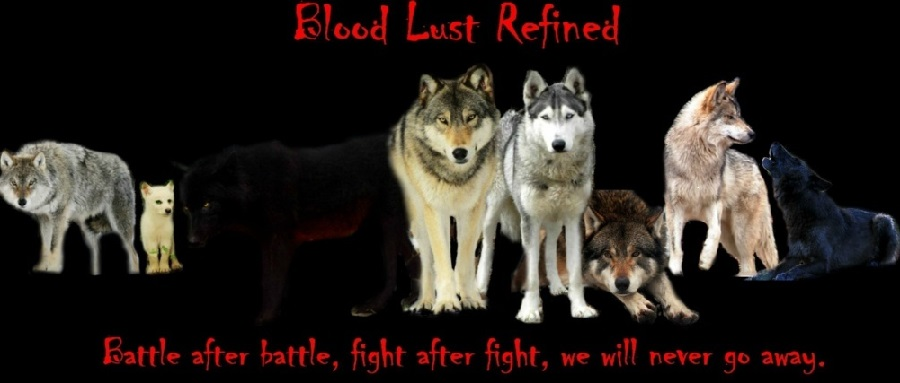 Blood Lust ~Refined~