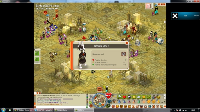 Screen de la guilde Up_20010
