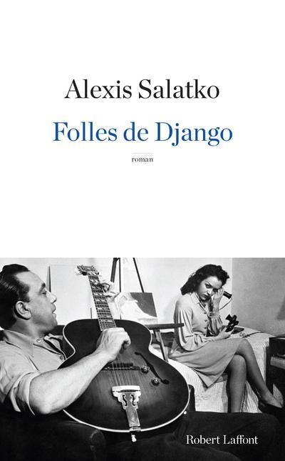 SALATKO Alexis - Folles de Django 1507-111