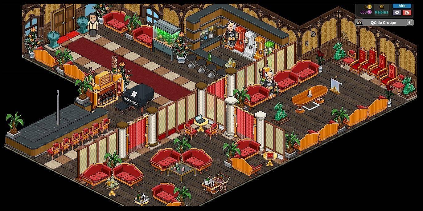 Les appartements de la Famille Hall10