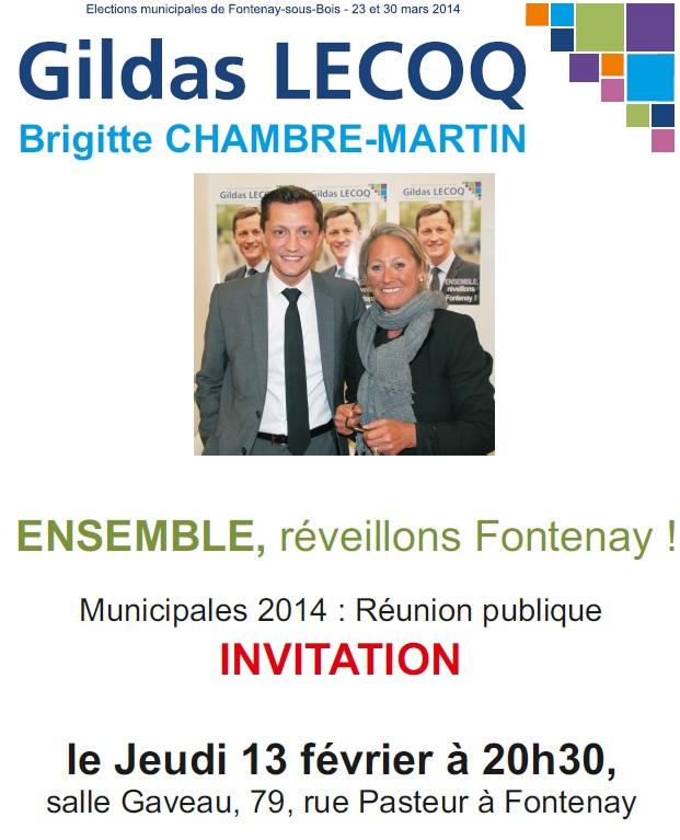 Réunion publique jeudi 13 février ENSEMBLE, réveillons Fontenay ! Jeudi_11