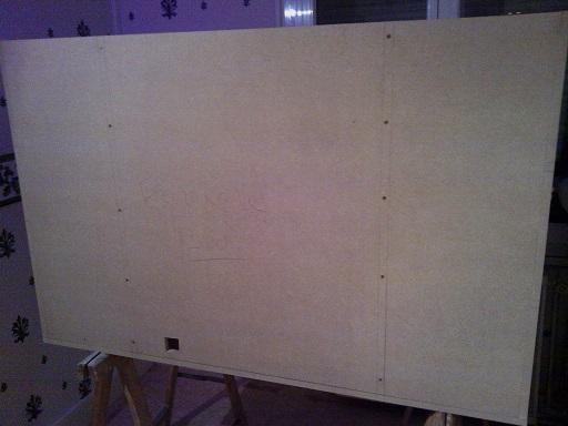 """""""  A vendre   """" Construction d'un terrarium + son meuble en MDF pour pogona henrylawsoni """" projet achevé  ! """" - Page 2 510"""