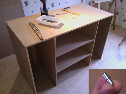 """""""  A vendre   """" Construction d'un terrarium + son meuble en MDF pour pogona henrylawsoni """" projet achevé  ! """" - Page 2 710"""