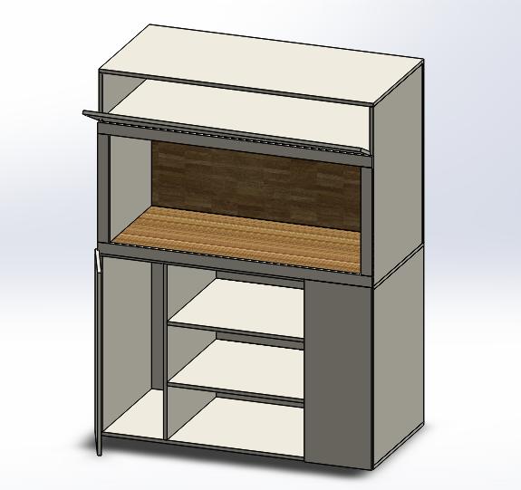 """""""  A vendre   """" Construction d'un terrarium + son meuble en MDF pour pogona henrylawsoni """" projet achevé  ! """" - Page 3 Terrar10"""