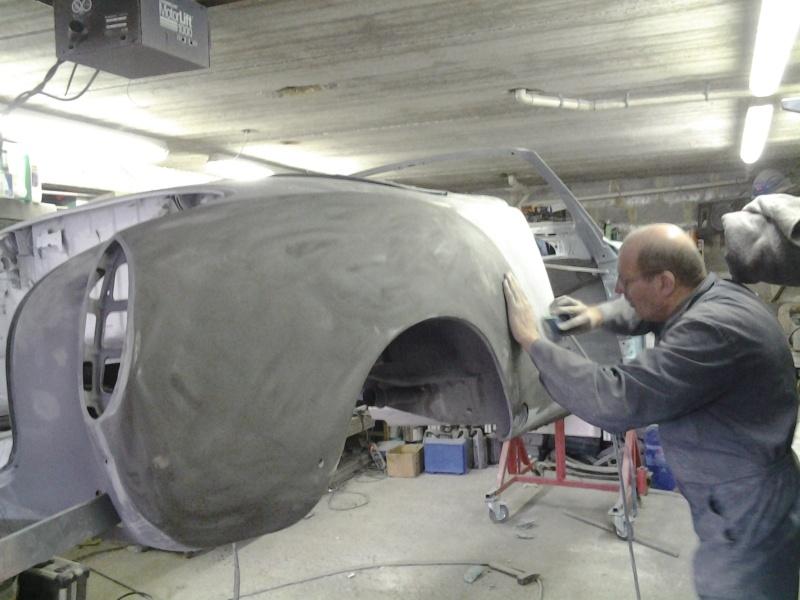 restauration kg cabrio 1970  20131010