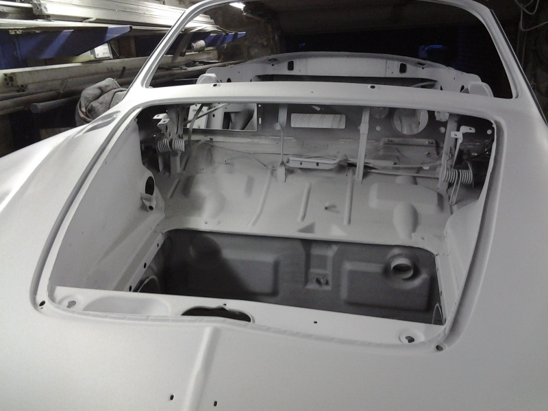 restauration kg cabrio 1970  20131012