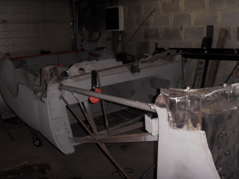 restauration kg cabrio 1970  Sdc18111