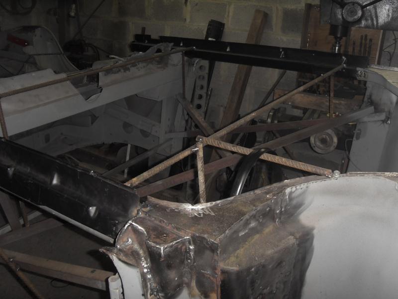 restauration kg cabrio 1970  Sdc18112