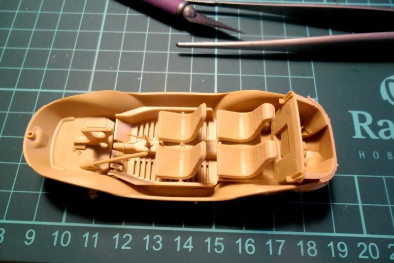 Scwimmwagen Capturée US Tamiya 1/35 03040010