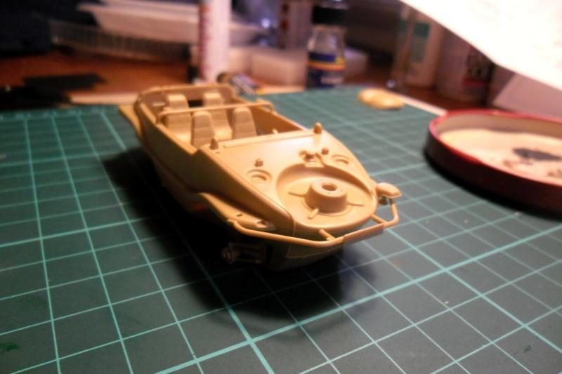 Scwimmwagen Capturée US Tamiya 1/35 03040014