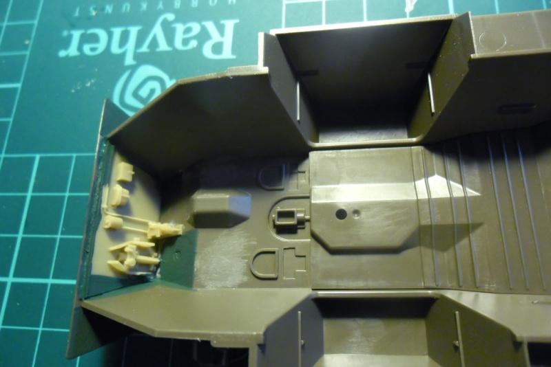 M8 Greyhound Tamiya 1/35 + kit verlinden (fini 98%) 03050013