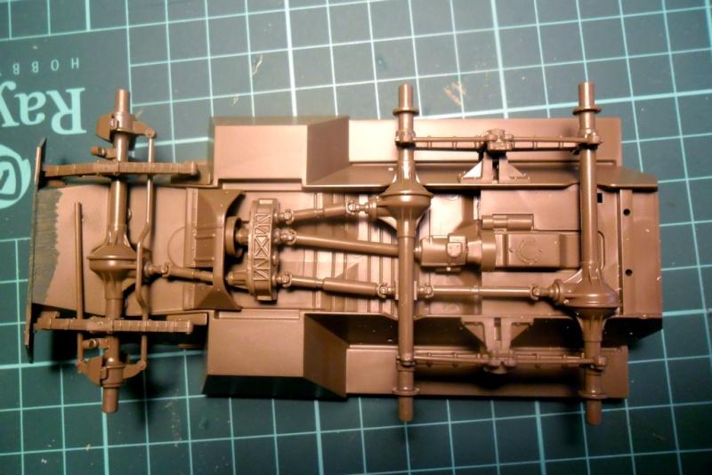 M8 Greyhound Tamiya 1/35 + kit verlinden (fini 98%) 03050014