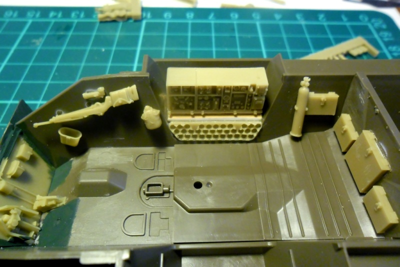 M8 Greyhound Tamiya 1/35 + kit verlinden (fini 98%) 04050014