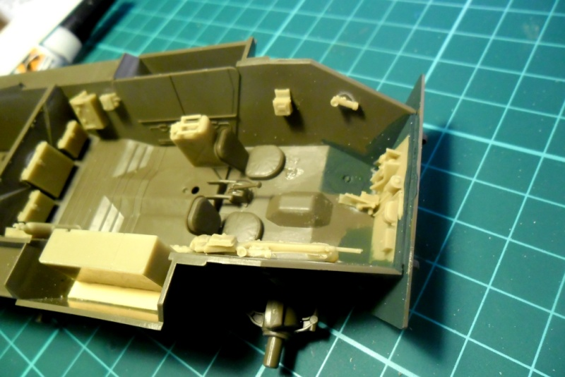 M8 Greyhound Tamiya 1/35 + kit verlinden (fini 98%) 04050015