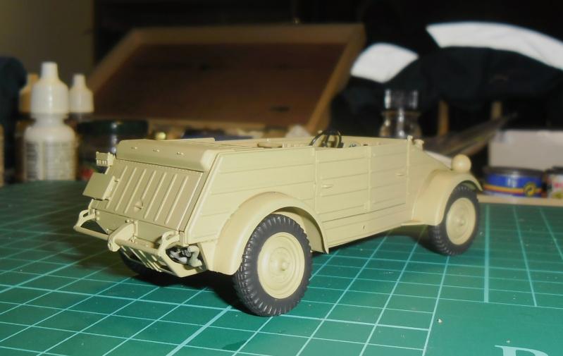 Kübelwagen Type 82 Tamiya  Leichte Div. Italy 43 1/35 Fini 07030010