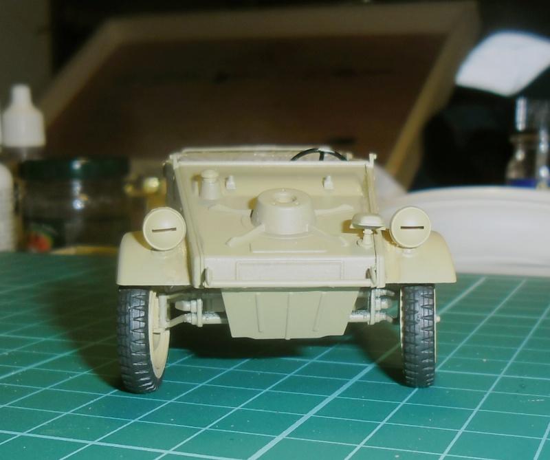Kübelwagen Type 82 Tamiya  Leichte Div. Italy 43 1/35 Fini 07030011