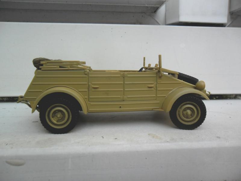 Kübelwagen Type 82 Tamiya  Leichte Div. Italy 43 1/35 Fini 10030012