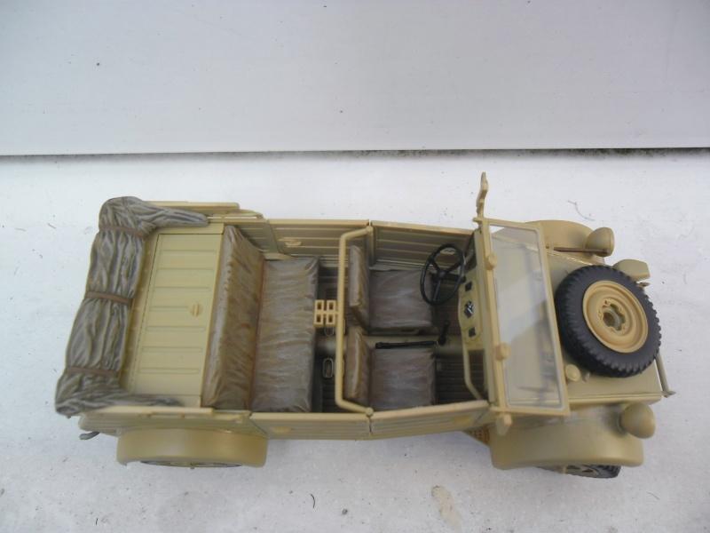 Kübelwagen Type 82 Tamiya  Leichte Div. Italy 43 1/35 Fini 10030013