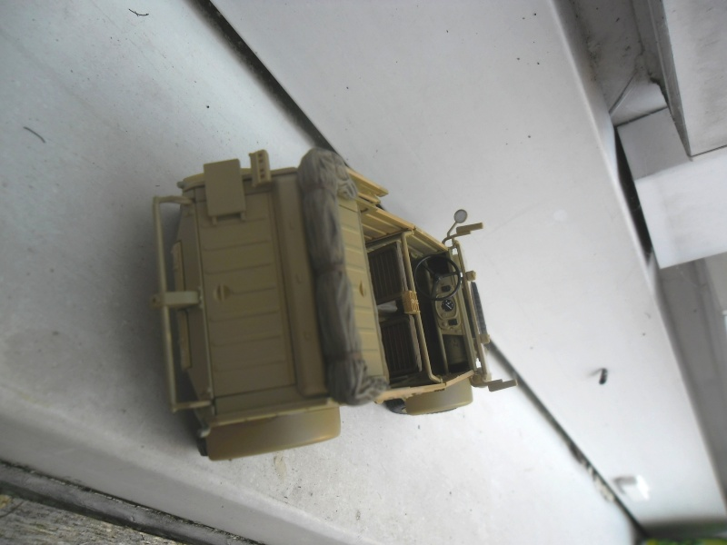 Kübelwagen Type 82 Tamiya  Leichte Div. Italy 43 1/35 Fini 10030014