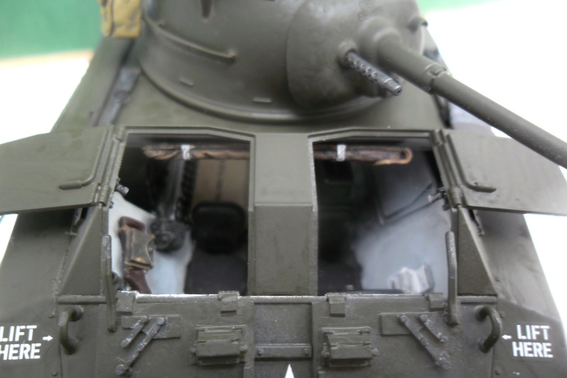 M8 Greyhound Tamiya 1/35 + kit verlinden (fini 98%) - Page 8 Fin00411