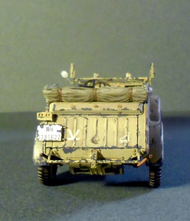 Kübelwagen Type 82 Tamiya  Leichte Div. Italy 43 Finale17
