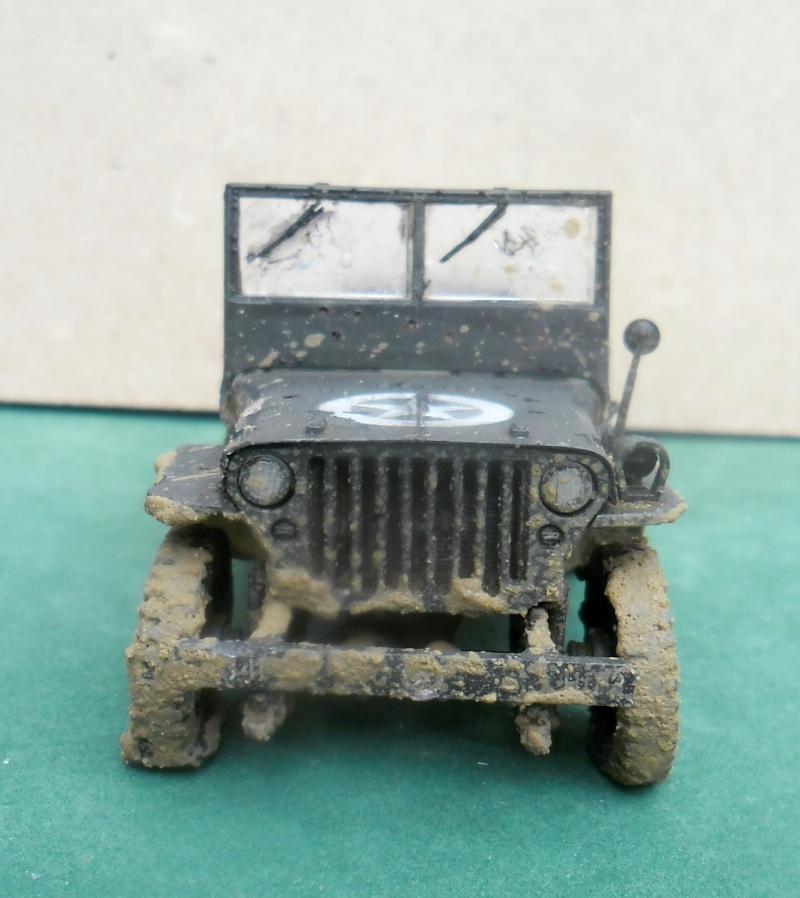 Epave Jeep Willys Italeri 1/35 Finie_18