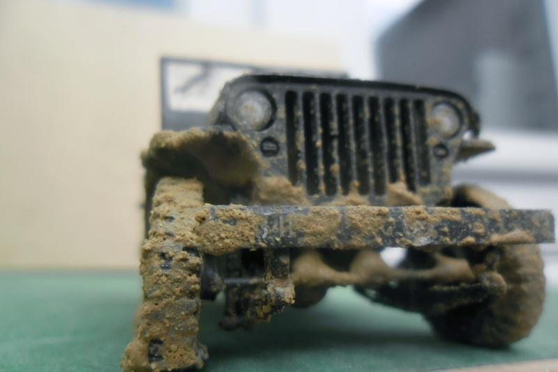 Epave Jeep Willys Italeri 1/35 Finie_22