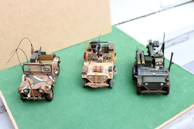 Ensemble de mes maquettes US M1510010