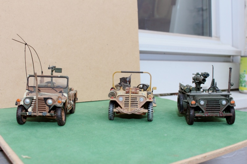 Ensemble de mes maquettes US M1510011