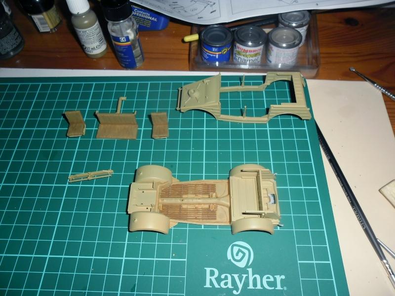 Kübelwagen Type 82 Tamiya  Leichte Div. Italy 43 1/35 Fini Sam_1452