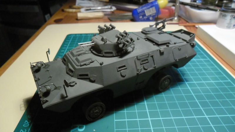 M706 Command Armored Car [Hobby Boss 1/35] - Page 3 Sam_1582