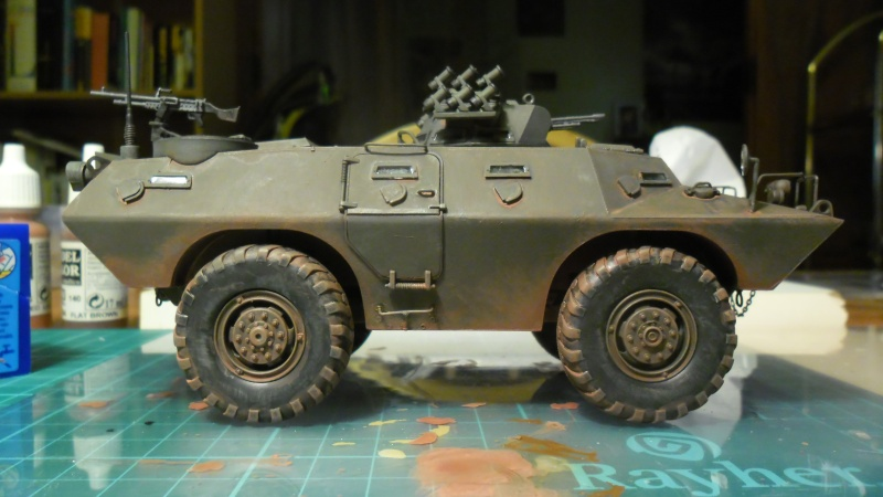 M706 Command Armored Car [Hobby Boss 1/35] Fini Sam_1626