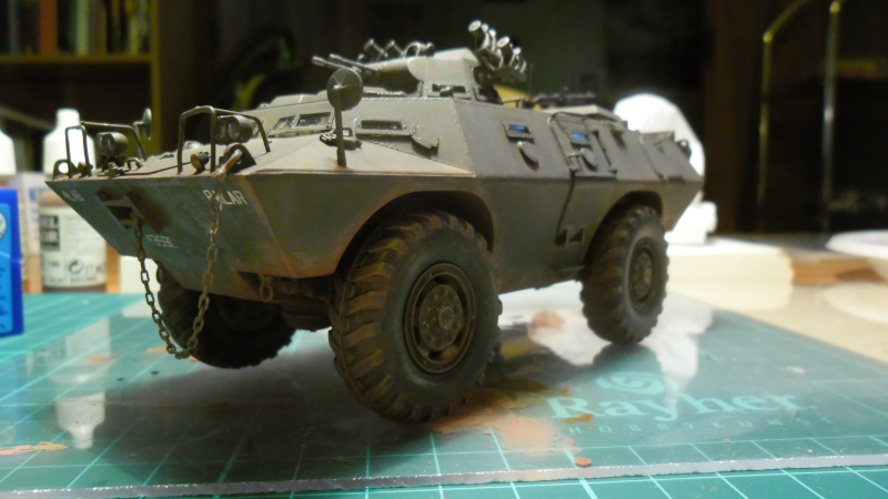 M706 Command Armored Car [Hobby Boss 1/35] Fini Sam_1627
