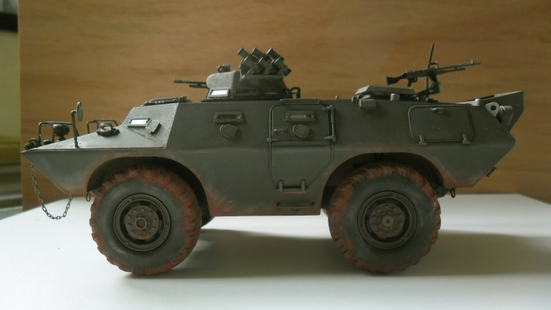 M706 Command Armored Car [Hobby Boss 1/35] Fini Sam_1628
