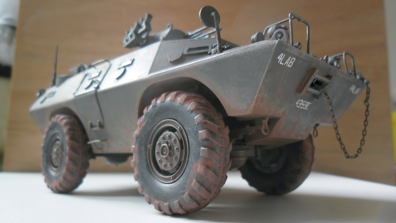 M706 Command Armored Car [Hobby Boss 1/35] Fini Sam_1631