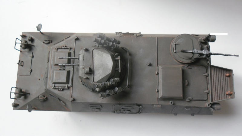 M706 Command Armored Car [Hobby Boss 1/35] Fini Sam_1632