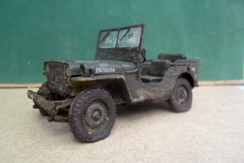 Willys Jeep Italeri épave 1/35 (Finie) - Page 3 Sam_1934