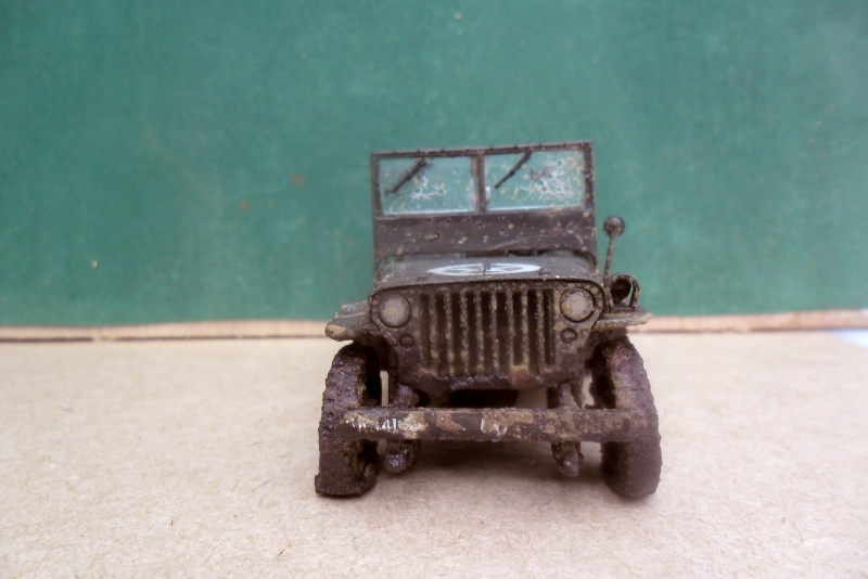 Willys Jeep Italeri épave 1/35 (Finie) - Page 3 Sam_1935