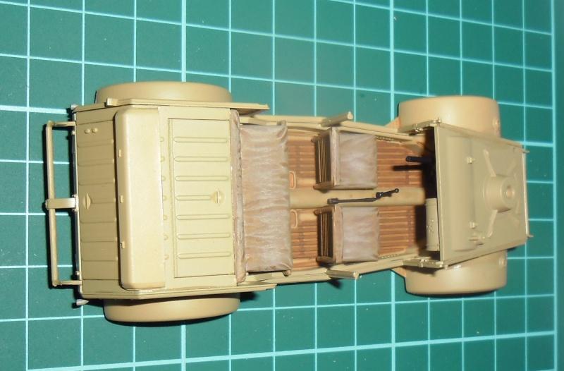 Kübelwagen Type 82 Tamiya  Leichte Div. Italy 43 1/35 Fini Sans_t24