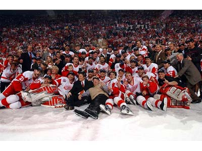 Detroit Red Wings Stc20010